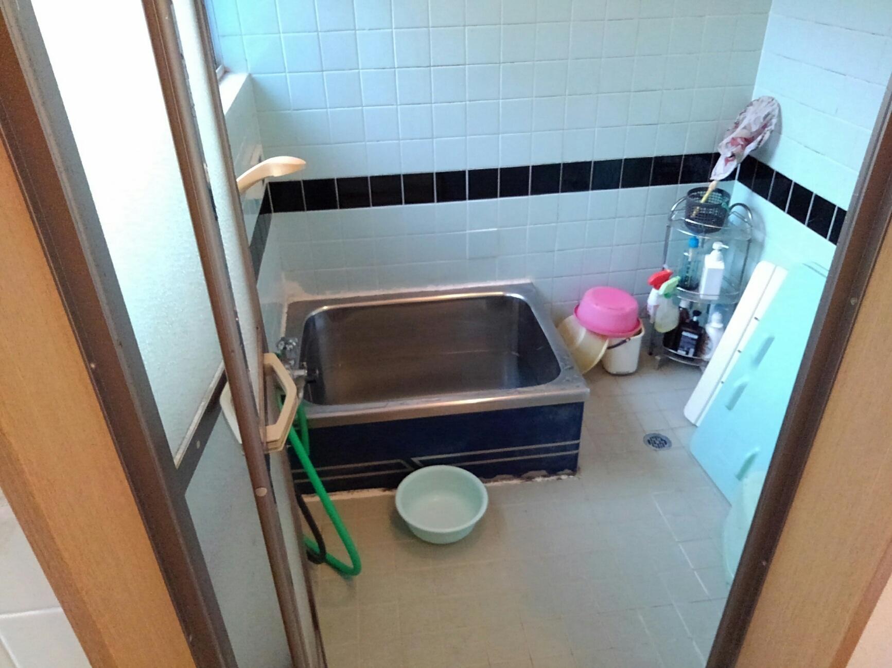 浴室工事の盲点